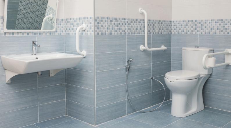 Ristrutturazione bagni per disabili a roma edil domus - Normativa bagno disabili ...